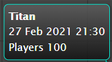 OH EMM GEE! 100 Players!